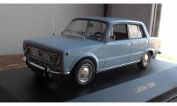 1970 Lada 1200 - Light Blue  IXO