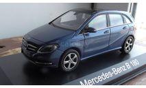 Mercedes-benz   B class  Minichamps 1:43, масштабная модель, scale43