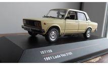 ваз 2105 ist models, масштабная модель, scale43