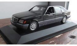 1:43 Mercedes-Benz  600 SEL  Maxichamps