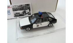 Москвич-2141 Полиция Литвы