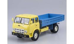 МАЗ-500А бортовой (желтый/голубой) SALE!, масштабная модель, 1:43, 1/43, Наш Автопром
