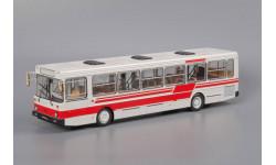 ЛиАЗ-5256 (белый, с красными полосами) Lim. 250 pcs.