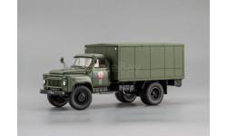 ГАЗ-53 АФК-53 'Автофургон Комбинированный' 1980 г. SALE!, масштабная модель, 1:43, 1/43, DiP Models