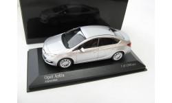 Opel Astra 4-door argon silver 2012 г.