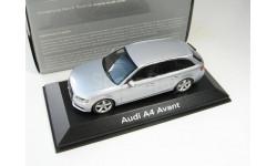 AUDI A4 Avant silver 2008 г.