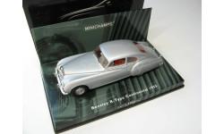 Bentley R-Type Continental 1955 Silver