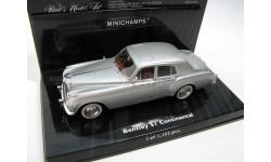 Bentley S1 Continental 1956 silver SALE!