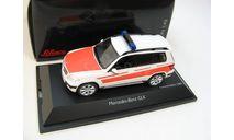 Mercedes-Benz GLK 'NOTARZT' 2009 (пожарный) Редкий Шуко!, масштабная модель, 1:43, 1/43, Schuco