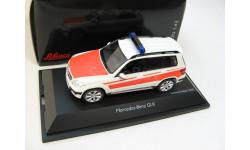 Mercedes-Benz GLK 'NOTARZT' 2009 (пожарный) Редкий Шуко!