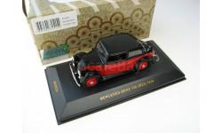 MERCEDES-BENZ 130 (W23) Red and Black 1934 г. SALE!, масштабная модель, 1:43, 1/43, IXO Museum (серия MUS)