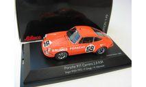 Porsche 911 Carrera 2.8 RSR Winner IMSA Gregg/Haywood 1972 г., масштабная модель, 1:43, 1/43, SCHUCO