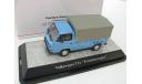 VW T3-a pick-up, пикап с тентом, голубой SALE!, масштабная модель, 1:43, 1/43, Premium Classixxs, Volkswagen
