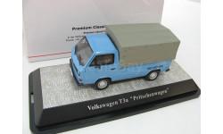 VW T3-a pick-up, пикап с тентом, голубой SALE!