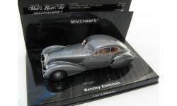 Bentley Embiricos 1939 Silver RARE!