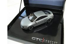 Opel GTC Concept - Satin Silver SALE!, масштабная модель, 1:43, 1/43, Schuco
