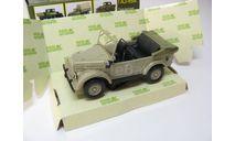 ГАЗ-69А серый SALE!, масштабная модель, 1:43, 1/43, Наш Автопром