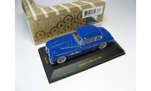BUGATTI TYPE 101 Blue 1951 г. SALE!, масштабная модель, 1:43, 1/43, IXO Museum (серия MUS)