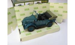 ГАЗ-69А сине-зеленый SALE!, масштабная модель, 1:43, 1/43, Наш Автопром