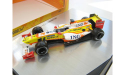 ING RENAULT F1 Team R29 #7 F.Alonso 2009 г. SALE!, масштабная модель, 1:43, 1/43, Norev