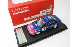 Subaru Legacy RS, No.3, P.Liatti / A.Alessandrini, Rally Sanremo 1993 г., масштабная модель, scale43, HPI