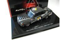 Mercedes-Benz 500 SEC (W126) AMG SPA No.6 1989, масштабная модель, scale43, Autoart