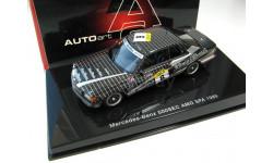 Mercedes-Benz 500 SEC (W126) AMG SPA No.6 1989
