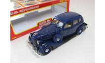 ЗИС-101А синий НЕКОНДИЦИЯ!!!, масштабная модель, Наш Автопром, scale43