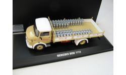 MERCEDES-BENZ 1113 'STASSANO & STASSANO' (грузовик с бидонами молока) 1967 г. SALE!