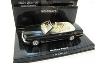 BENTLEY AZURE 1996 BLACK SALE!, масштабная модель, 1:43, 1/43, Minichamps