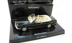 BENTLEY AZURE 1996 BLACK SALE!, масштабная модель, 1:43, 1/43, Minichamps