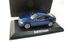 AUDI A5 Coupé Metallic Scubablue 2012 г. SALE!