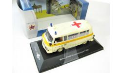 BARKAS B1000 'Krankenwagen' (медицинский) 1963 г., масштабная модель, 1:43, 1/43, CARS&CO