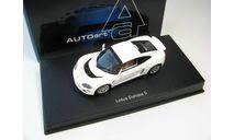 Lotus Europa S (white), масштабная модель, 1:43, 1/43, Autoart