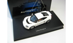Lotus Europa S (white)