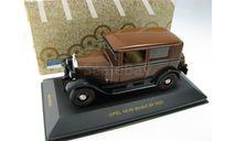 OPEL 10/40 Model 80 Brown/Black 1928 г. SALE!, масштабная модель, 1:43, 1/43, IXO Museum (серия MUS)