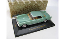 FACEL VEGA EXCELLENCE Mettalic Green 1960 г. SALE!, масштабная модель, 1:43, 1/43, IXO Museum (серия MUS)