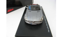 MERCEDES-BENZ SLS AMG Roadster (R197) 2011 Grey Metallic, масштабная модель, 1:43, 1/43, Schuco