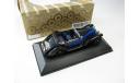 DELAGE D8SS Fernandez & Darrin Black/Blue 1932 г. SALE!, масштабная модель, scale43, IXO Museum (серия MUS)
