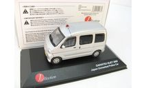 Daihatsu Hijet Japan Unmarked Police Car 2009 г. SALE!, масштабная модель, scale43, J-Collection