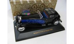 BUGATTI TYPE 41 Royale Black/Dark Blue 1928 г. SALE!