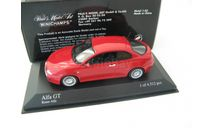 Alfa Romeo GT 2003 Red, масштабная модель, Minichamps, scale43