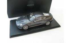 Aston Martin DB9 2013 meteorite silver