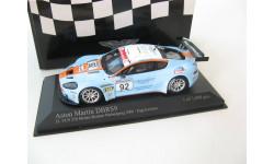 Aston Martin DBRS9 #92 VLN 250 Mile race Nürburgring 2008 г.