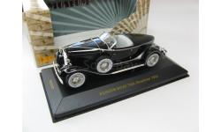 AUBURN BOAT TAIL Roadster Black and Silver 1933 г. SALE!