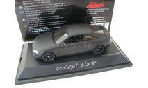 Audi A5 Coupe 'Concept black'. Редкий Шуко!, масштабная модель, SCHUCO, scale43