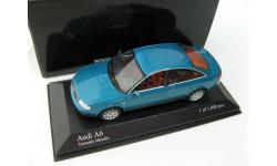 Audi A6 Saloon green metalic 1997 г.