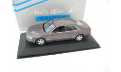 Audi A8 cashmere metallic 1994-1999 г., масштабная модель, 1:43, 1/43, Minichamps