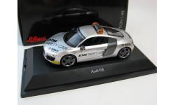 Audi R8 'Safety Car DTM 2008', масштабная модель, 1:43, 1/43, SCHUCO