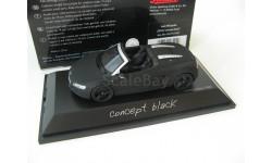 Audi R8 Spyder concept black 2012 г.
